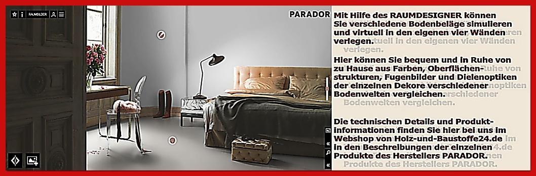 parador bodenbel ge g nstig im online shop h. Black Bedroom Furniture Sets. Home Design Ideas