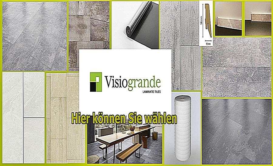 All Inklusive Visiogrande Laminat